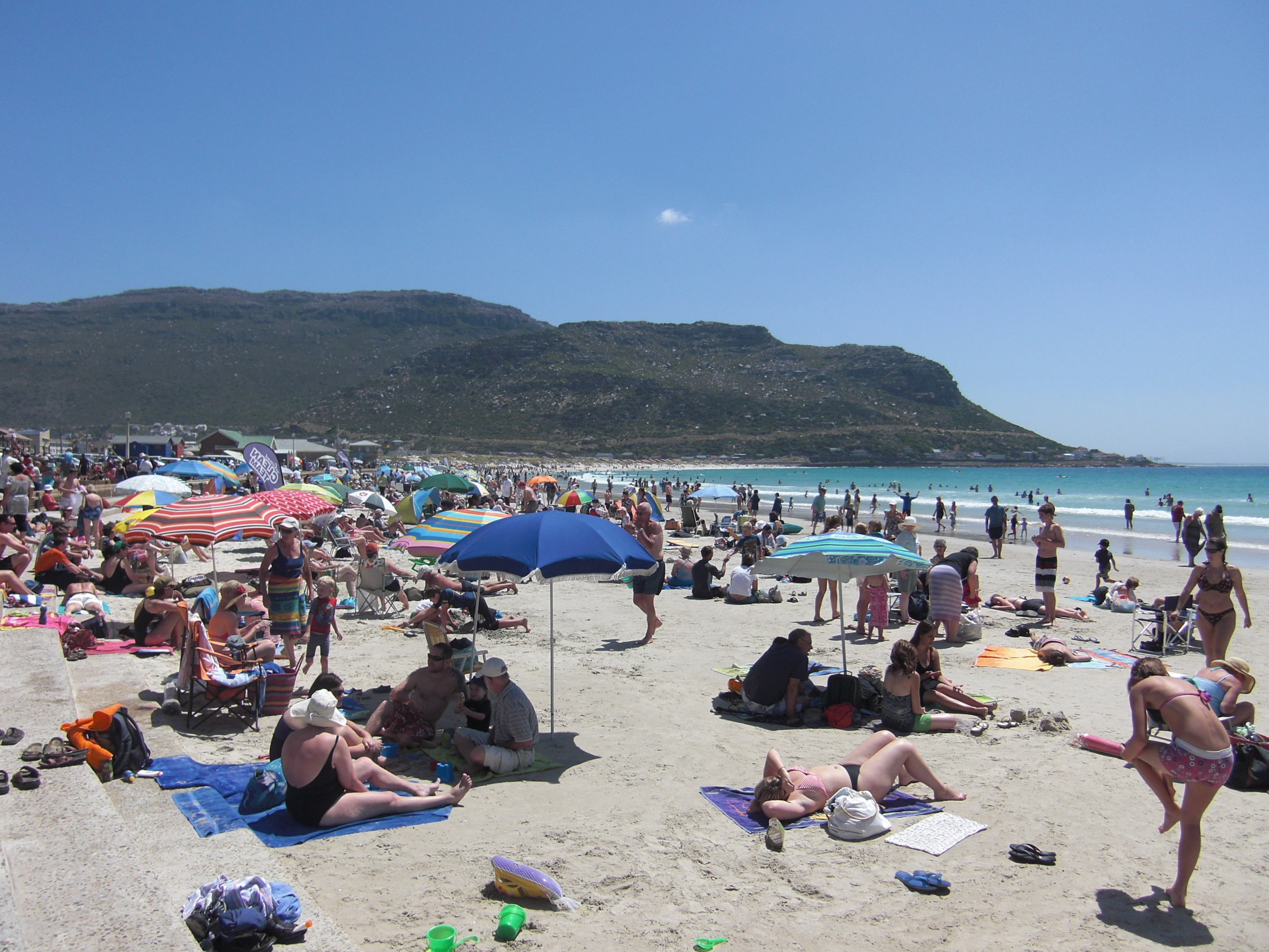 Things to do in and around fish hoek for How to fish from the beach